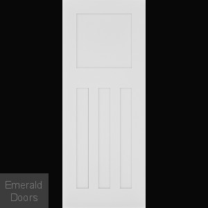 Cambridge White Interior Fire Door