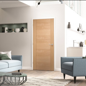 Cont Oak 6006 Internal Door