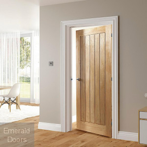 Ely Oak Internal Door