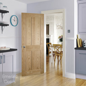 Eton Oak Internal Door