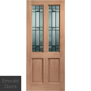 Malton Drydon Dowelled External Door
