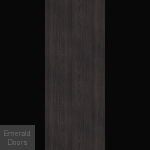Custom Made Ash Dark Grey Flush Internal Door