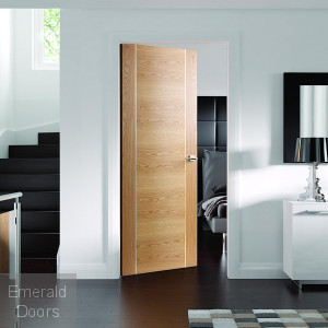 Forli Pre-Finished Oak Door