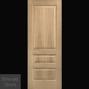 Kershaw Oak Fire Door Fully Finished