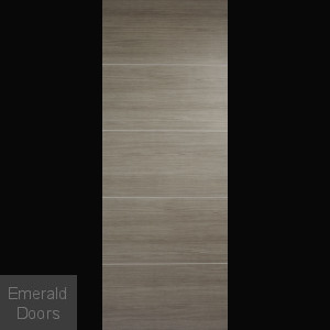 Santandor Light Grey Laminate Internal Door