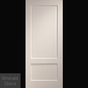 Madison White Fire Door