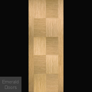 Apollo Oak Fire Door