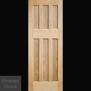 DX60 Oak Internal Door