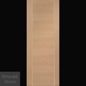 FORLI OAK CUSTOM MADE FIRE DOOR