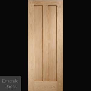 Novara Unfinished Oak Door
