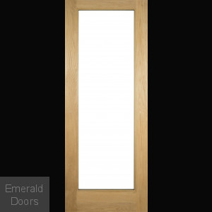 Oak Pattern 10 Part L External Door