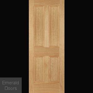 Clear Pine Islington Fire Door