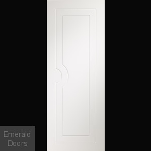 Potenza White Fire Door