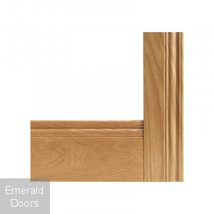 Georgian Oak Architrave Fully Finished