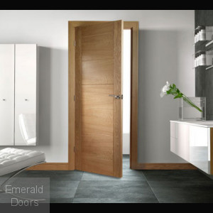 Seville Oak Internal Door