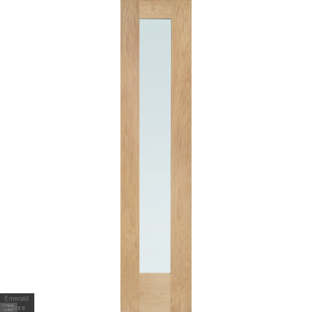 Buy Verona Oak French Door Room Divider With Demi Panels