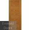 Royale Modern VP7 Fire Door