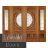 Empress Oak Doors Grand Entrance 3
