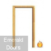 Softwood  Single Fire Door Frame