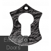 Sheild Escutcheon Euro Profile