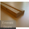 Solid Oak Queens Architrave