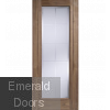Supermodel Walnut Seville Door