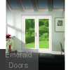La Porte 6ft White French Doors Fully Finished