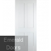 Bristol White 4 Panel Fire Door