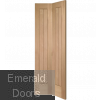 Suffolk Bifold Oak Door