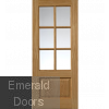 River Oak Dove Internal Door