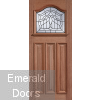 Estate Crown External Door