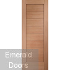 Hardwood Modena External Door