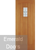 Adoorable Cottage Hardwood Door