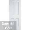 Malton White 4P Internal Door