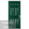 Warwick Green External Fire Doorset