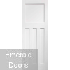DX White Internal Door