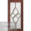 Chancery Onyx Tri-Glazed Stable Door Glass Design