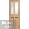 Custom Made Malton Fire Door