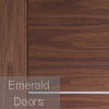 Portici Pre-Finished Walnut Door Small Image