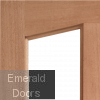 Richmond Unglazed M&T External Door Corner Profile