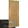 Eton Oak Internal Fire Door