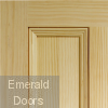 Edwardian 4 Panel Vertical Grain Internal Door Corner Profile