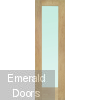 Oak Pattern 10 Sidelight