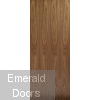 Flush Walnut Internal Door