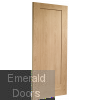 Pattern 10 Internal Oak Door Skewed Image