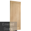 Suffolk Oak Fire Door FD60