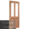 Richmond Unglazed M&T External Door Skewed Image