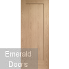Pattern 10 Internal Oak Door