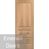 Kershaw Oak Internal Door Fully Finished