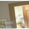 Oak Internal Double Door Lining